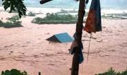 Lũ lớn cuốn trôi 20 căn nhà ở Thanh Hóa, 13 người mất tích