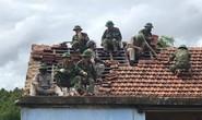 Hỗ trợ 50 triệu đồng cho mỗi nhà bị sập trong trận lốc xoáy làm 41 nhà dân bị sập, tốc mái