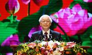 Tổng Bí thư, Chủ tịch nước có bài phát biểu cảm động tại Lễ Quốc gia 50 năm thực hiện Di chúc Bác Hồ