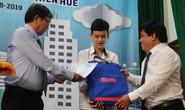 Báo Tuổi Trẻ trao 97 suất học bổng Tiếp sức đến trường tại Huế