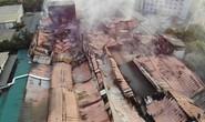 Bộ Tài nguyên-Môi trường đưa ra nhiều khuyến cáo người dân sau vụ cháy Công ty Rạng Đông