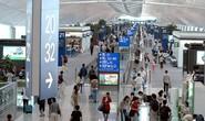 Nhiều chuyến bay giữa Việt Nam và Hồng Kông bị ảnh hưởng