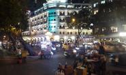 Cận cảnh cuộc rượt đuổi quanh phố đi bộ Nguyễn Huệ
