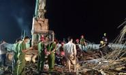 Vụ sập giàn giáo làm 8 người bị thương và mất tích: Công trình ở cây xăng xây dựng trái phép
