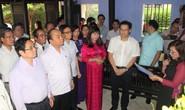 Thủ tướng Nguyễn Xuân Phúc dâng hương tại Nhà lưu niệm Bác Hồ ở TP Huế