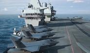 Việt Nam lên tiếng việc tàu sân bay Anh sẽ vào Biển Đông