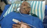 Vừa mới sinh đôi, cha mẹ già nhất thế giới nhập viện