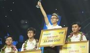 Trần Thế Trung giành vòng nguyệt quế Đường lên đỉnh Olympia 2019
