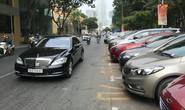 Tái diễn thất thu phí đậu ôtô