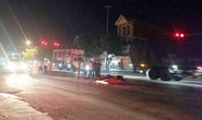 Người đàn ông tử vong sau cú va mạnh chạm với xe đầu kéo