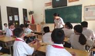 Hàng trăm học sinh lớp 7, 8 chưa được học tiếng Anh vì thiếu giáo viên