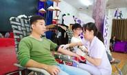 CNVC-LĐ tình nguyện hiến máu nhân đạo