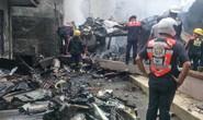 Máy bay rơi trúng khu nghỉ dưỡng, 9 người thiệt mạng