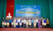 Hà Nội: Thi thợ giỏi trong công nhân ngành xây dựng