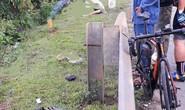 Lao xe máy xuống vực sâu, một thanh niên tử vong