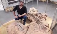 Kinh dị cá sấu quái vật chuyên ăn thịt khủng long 210 triệu năm tuổi