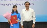 Đà Nẵng bổ nhiệm nữ Giám đốc Sở Du lịch
