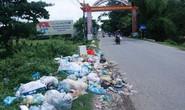 Xứ Quảng căng thẳng vì rác