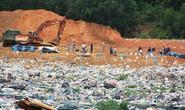 Sau hơn 1 tháng, người dân Quảng Nam mới dừng phong tỏa bãi rác