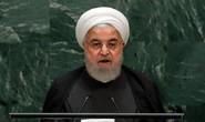 Chịu hết nổi Mỹ, Tổng thống Iran trút hết vào phát biểu