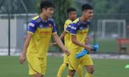 Cận cảnh buổi tập nhẹ nhàng, vui vẻ của Đội tuyển U23 Việt Nam