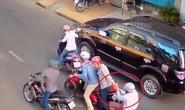 Bắt gọn nhóm dàn cảnh tai nạn giao thông để trộm tiền