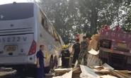 Xe buýt đối đầu xe tải, ít nhất 36 người thiệt mạng