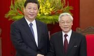 Lãnh đạo Đảng, Nhà nước Việt Nam chúc mừng 70 năm Quốc khánh Trung Quốc
