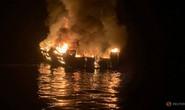 Cháy tàu thủy ở Mỹ, 25 người thiệt mạng