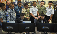 Những hình ảnh ban đầu về diễn tập hải quân Mỹ-ASEAN