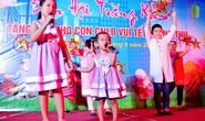 An Giang: Tổ chức vui chơi trung thu cho con công nhân