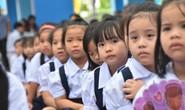 TP HCM: Học sinh tiểu học dùng tối đa 3 quyển vở