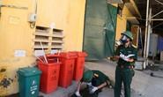 Quân đội lấy mẫu phân tích mức độ ô nhiễm sau vụ cháy Công ty Rạng Đông
