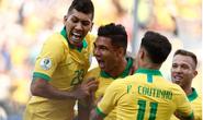 Neymar tái xuất và ghi bàn, Brazil hòa thót tim Colombia