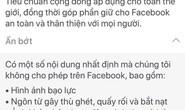 Vụ thư gửi giám đốc bệnh viện gây xôn xao: Facebook ẩn bài viết vì vi phạm tiêu chuẩn cộng đồng