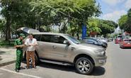 Mở rộng thu phí ôtô đậu dưới lòng đường toàn địa bàn TP HCM