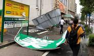 Hai bão lớn tấn công Nhật Bản, bán đảo Triều Tiên