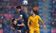 Thua ngược U23 Úc 1-2, U23 Thái Lan trở lại mặt đất