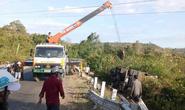Gia Lai: Lật xe tải, 3 người thương vong