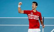 Djokovic đánh bại Nadal, tuyển Serbia vô địch ATP Cup 2020