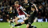 Man City mở đại tiệc, siêu sao lập hat-trick tại Villa Park