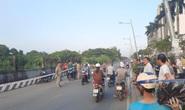 Người đàn ông nghi tự tử bằng xăng tại quận Bình Tân