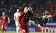 U23 Việt Nam hòa U23 Jordan với tỉ số 0-0