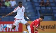 U23 Việt Nam gặp áp lực lớn khi UAE đánh bại Triều Tiên
