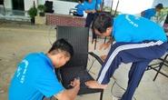 Thăm và chúc Tết học viên cai nghiện ở Bình Dương, Bình Phước