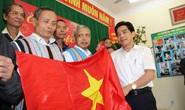 Tỉnh ủy Quảng Nam gửi thư cảm ơn chương trình Một triệu lá cờ Tổ quốc cùng ngư dân bám biển