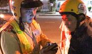 Bị yêu cầu kiểm tra nồng độ cồn, tài xế ở Quảng Nam... bật khóc!