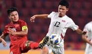 Hủy trận giao hữu giữa tuyển Việt Nam và Iraq