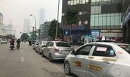 Taxi công nghệ được gắn mác xe hợp đồng