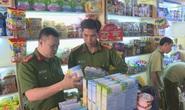 Đắk Lắk: Phát hiện hàng ngàn sản phẩm sữa, thực phẩm chức năng không rõ nguồn gốc